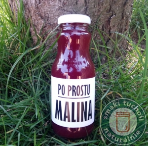 100% Sok z Malin - 250ml